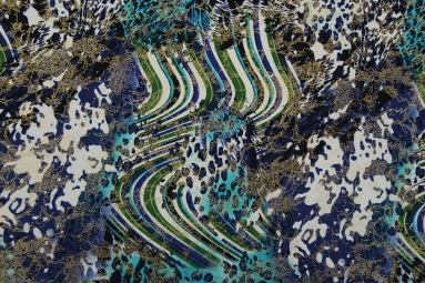 Інший трикотаж A1445# (голубой) фото