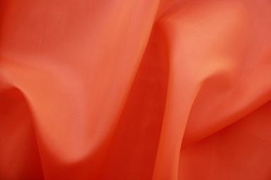 Тканина для підкладки 170T (11# оранжевый лайм) фото