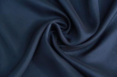 Шифон 30D шифон (2# синий тёмный) фото