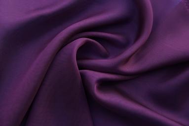 Шифон 30D шифон (9# фиолетовый) фото