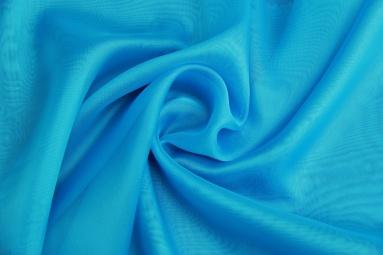 Шифон 30D шифон (11# голубой) фото