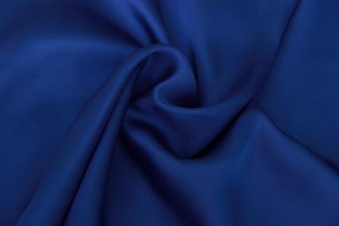 Шифон 30D сатин шифон (36# синий электрик) фото