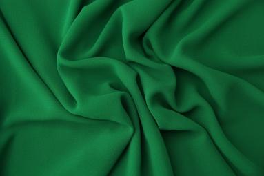Шифон 75D креп шифон (37# зелёный) фото