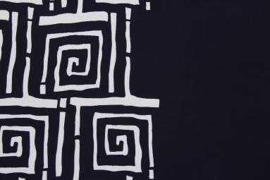 Інший трикотаж OTP140 (NAVY/WHITE) фото