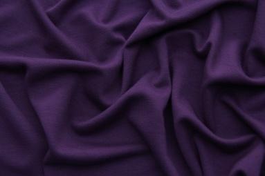 Французький трикотаж 15JJURM0003 (19-3520 Purple) фото