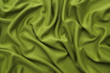 Французький трикотаж 15JJURM0003 (16-0439 Grass Green) фото