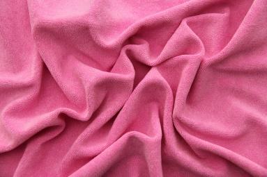 Махрова тканина 15JJRUFB0001 (PINK) фото