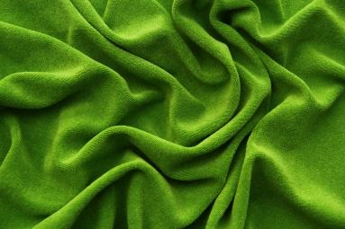 Махрова тканина 15JJRUFB0001 (GREEN) фото