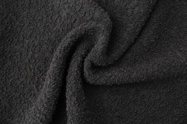 Кашемір 7141# (Black) фото