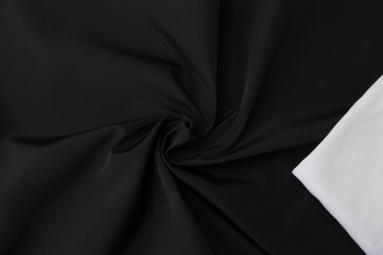Плащова тканина 75D (7# Black) фото