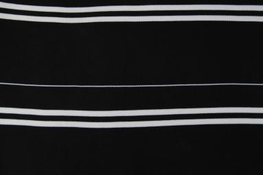 Манжети MNG8536 (Black/White) фото