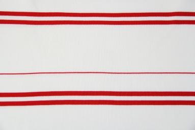 Манжети MNG8536 (White/Red) фото