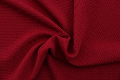 Жаккард Y50134 (21# Dark red) фото