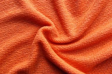В'язана тканина 8016A (12# Orange) фото