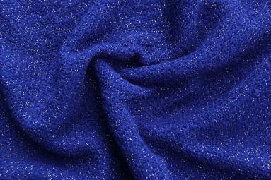 В'язана тканина 8016A (21#  Blue) фото