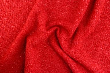 В'язана тканина 8016A (8# Red) фото