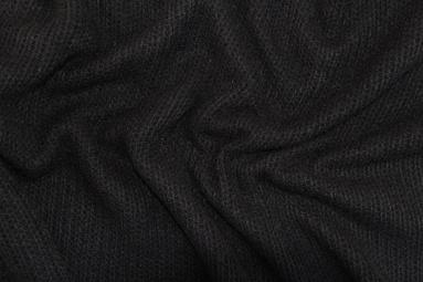 В'язана тканина 8022 (15# Black) фото
