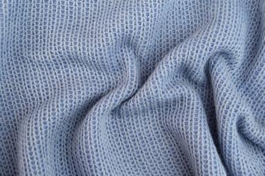 В'язана тканина 8022 (7# Blue) фото
