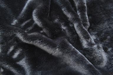 Штучне хутро 25022 (Black) фото