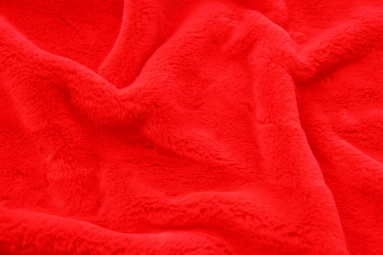 Штучне хутро 25022 (Red) фото