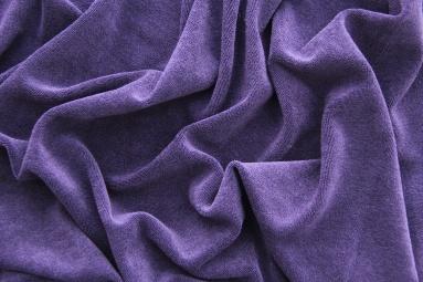Махрова тканина 15JJRUFB0001 (DEEP BLUE) фото