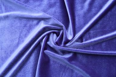 Оксамит 15JJRUJS0001 (BLUE) фото