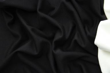 Французький трикотаж LMB11524G (BLACK) фото