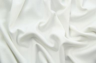 Французький трикотаж LMB11524G (WHITE) фото