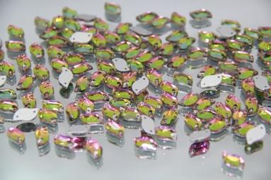 6*12 (360PCS) (12#AB Pink/Green) фото
