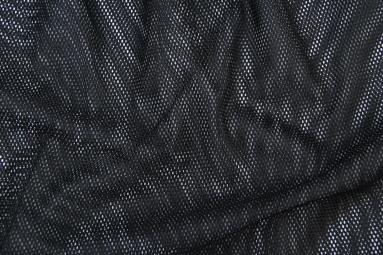 Тканина для підкладки WAP034 (BLACK) фото