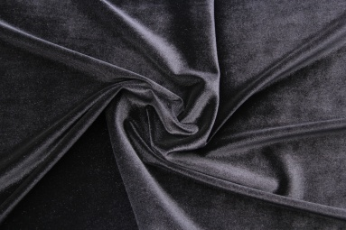 Оксамит 15JJRUJS0001 (BLACK) фото