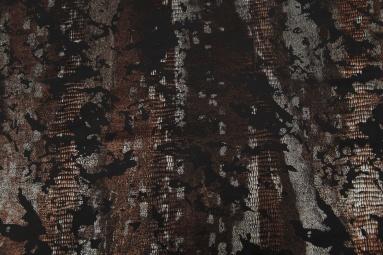 Замша штучна  15JJRUTJ0001 P (BLACK) фото