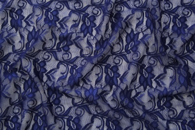 Гіпюр YB-L004 (DARK BLUE) фото