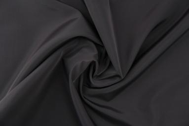 Плащова тканина 50D*50D 95 (19-3918 DARK GREY) фото