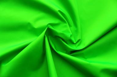 Плащова тканина 50D*50D 89 (802C NEON GREEN) фото