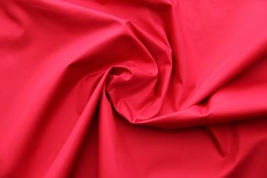 Плащова тканина 50D*50D 89 (19-1761 RED) фото