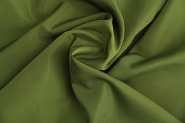 Плащова тканина 50D*50D 95 (18-0228 OLIVE) фото