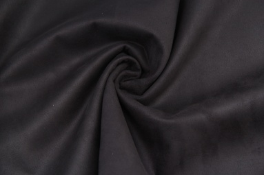 Замша штучна  1507# (BLACK) фото