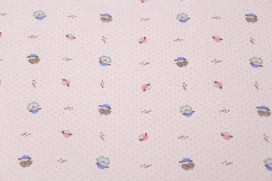 Інтерлок 1020 (Ягненок розовый) фото
