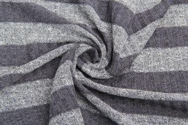 В'язана тканина Q15056 (4# серый) фото