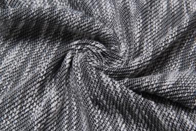В'язана тканина Q6009 (15# хаки) фото