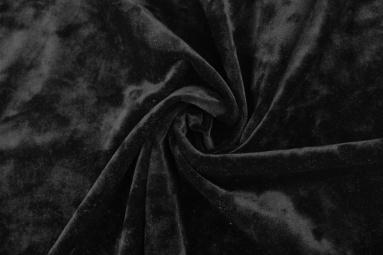 Оксамит 1183 (черный) фото