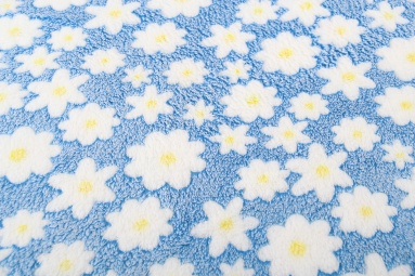Махрова тканина 2709 (41# цветок) фото